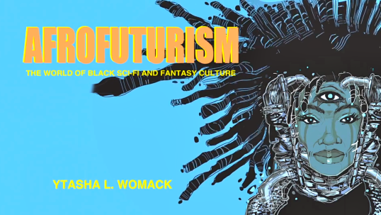 Afrofuturism/Womack Cover Art